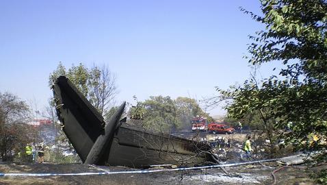 Los pilotos consideran que el accidente fue «un fracaso de todo el sistema aéreo»