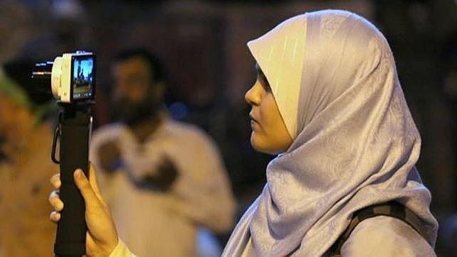 Habiba Ahmed, de periodista a heroína asesinada a tiros por la causa de Mursi