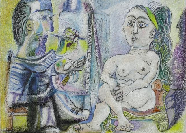 Picasso: el genio en su laboratorio