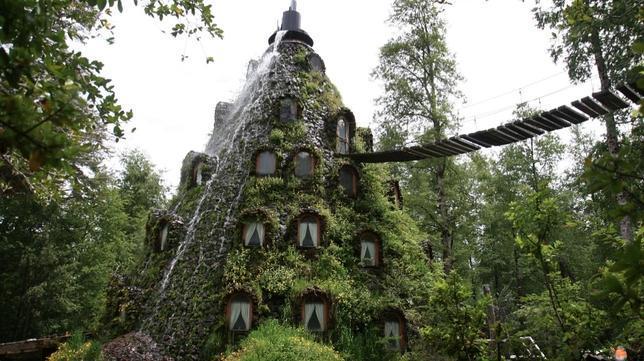 Los diez hoteles más raros del mundo