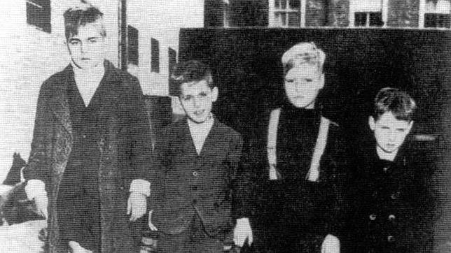 Werwolf: niños terroristas al servicio de Hitler