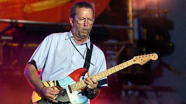 Eric Clapton publicará un nuevo álbum de estudio el 12 de marzo