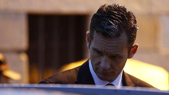 El juez embargará los bienes de Iñaki Urdangarín si no abona la fianza