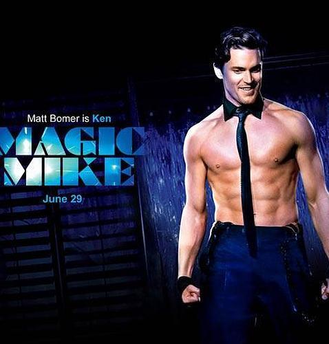 Imagen de la película sobre strippers
