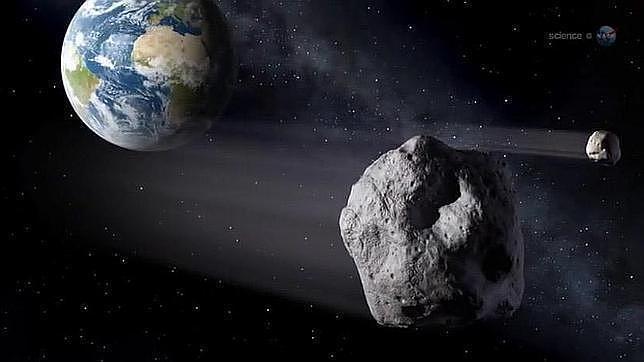 Las diez preguntas sobre el asteroide del 15 de febrero