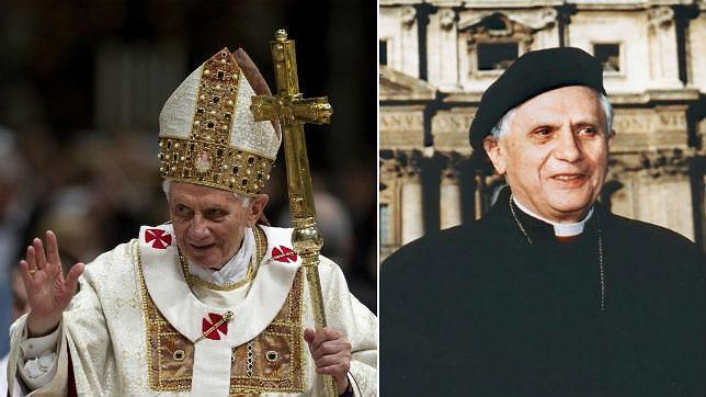 Los símbolos papales que dejará Benedicto XVI