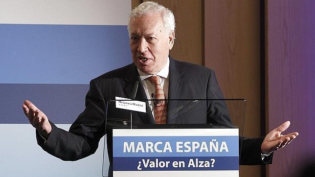 Margallo: «La Corona es un instrumento de la Marca España de primera magnitud»