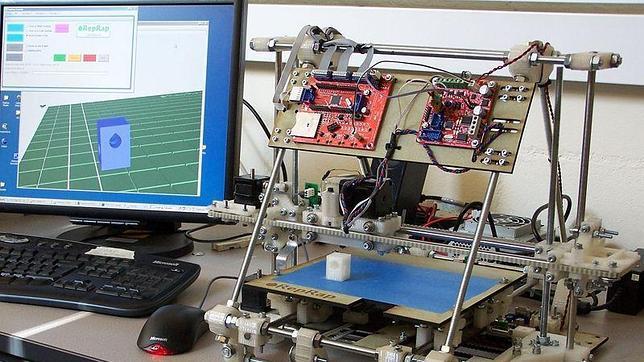 Investigadores españoles hacen realidad la impresión 3D asequible