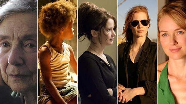 Oscars 2013: La categoría de mejor actriz rompe sus récords