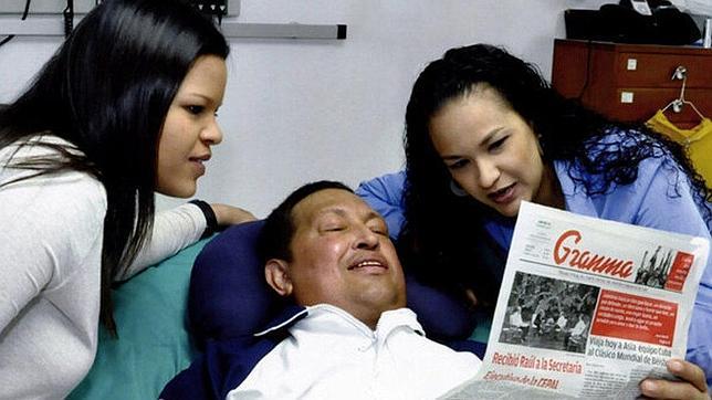Los médicos consideran inútil continuar con el tratamiento de Hugo Chávez
