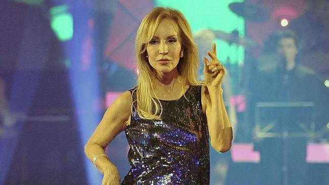 Carmen Lomana, último fichaje estrella de «Splash!»
