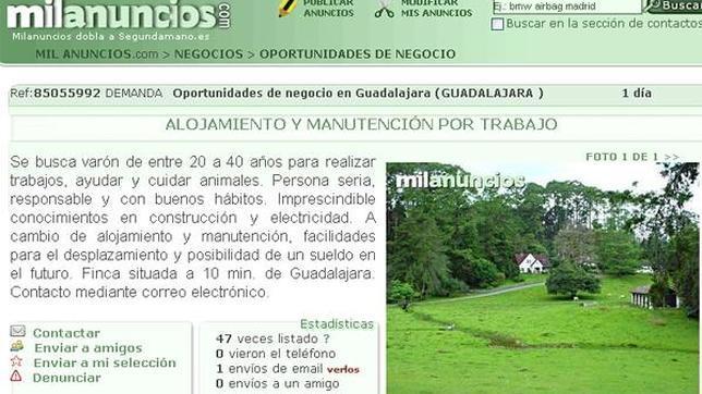 Milanuncios Guadalajara Contactos
