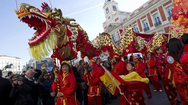 Lo que les gusta a los chinos de España