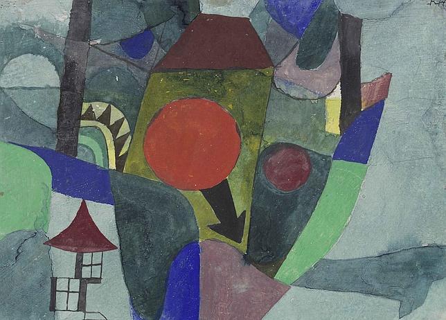 Las lecciones del maestro Klee