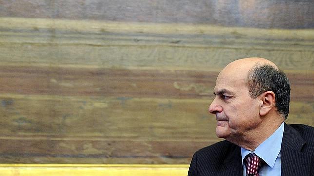 Bersani advierte de que la situación de Italia es «dramática» y que necesita «milagros»