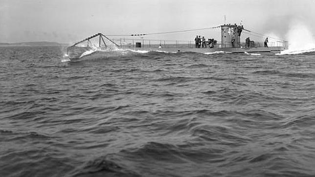 Descubren un submarino nazi hundido por los británicos