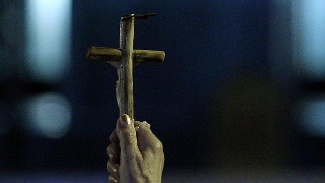 Del crismón al crucifijo