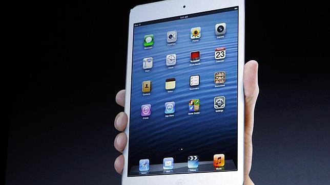 Apple no tendrá la patente de la marca iPad Mini