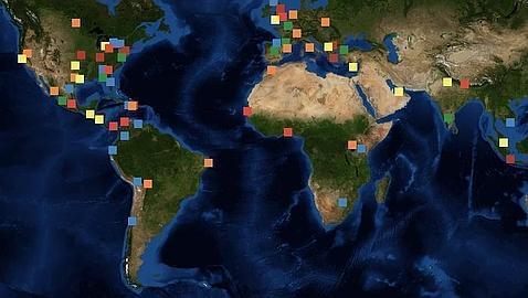 Space Apps Challenge: Madrid, Barcelona y Bilbao aceptan el reto de la NASA