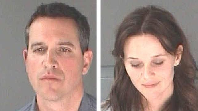 Reese Witherspoon, detenida por alterar el orden público