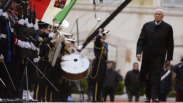 El Rey Giorgio, de nuevo coronado