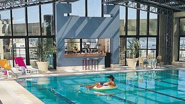 Piscina semi-olímpica de natación
