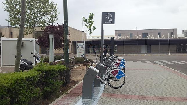 ¿Cuáles son los nuevos puntos de préstamo de bicicletas en Valladolid?