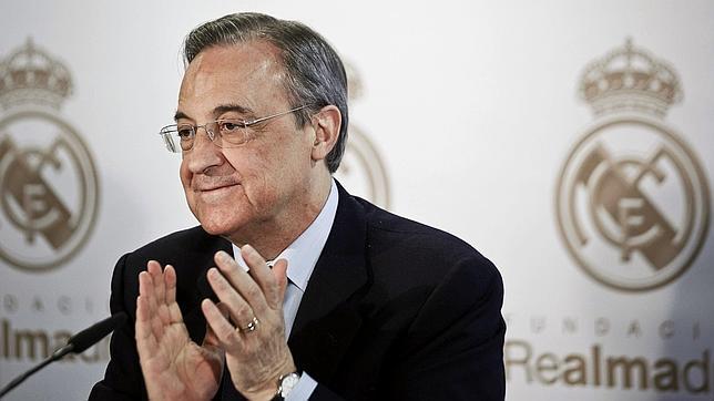 Florentino Pérez: «Neymar habría costado 150 millones»