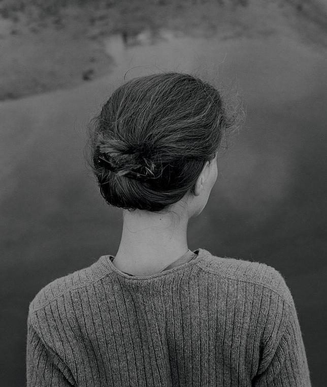 «Edith, Chincoteague Island (Virginia)», 1967