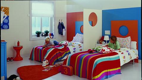 De Que Color Pinto La Habitacion Del Nino