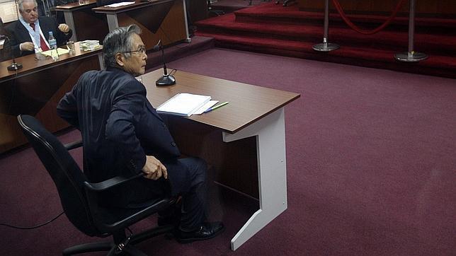 El Gobierno de Perú deniega el indulto humanitario al ex presidente Fujimori