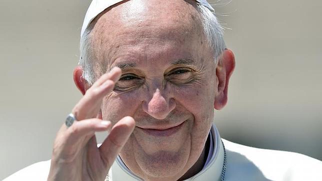 El Papa invita a «rezar hoy por las personas con las que estamos enfadados»