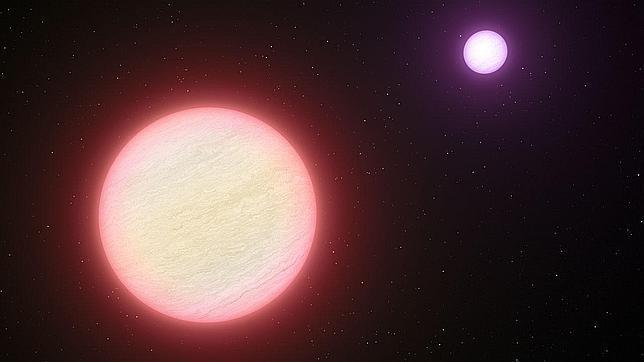 Las ocho estrellas más raras y extremas de la galaxia