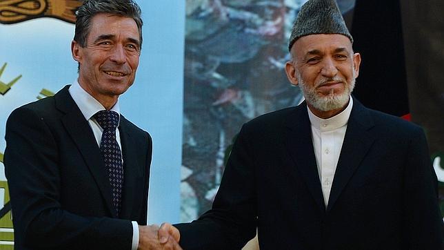 Las fuerzas afganas asumen la dirección de todas las operaciones de combate en el país