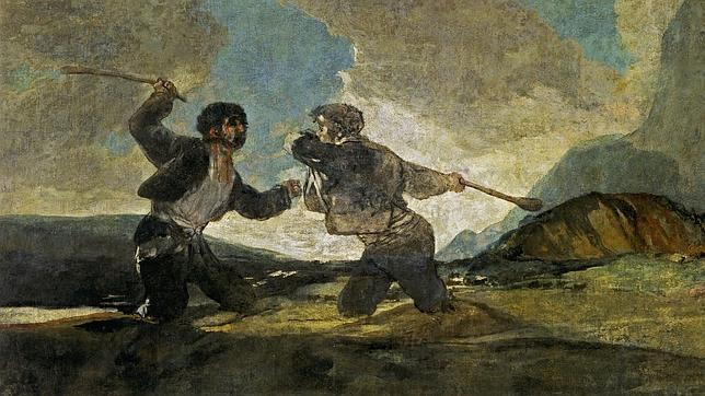 Goya sienta cátedra en el Prado