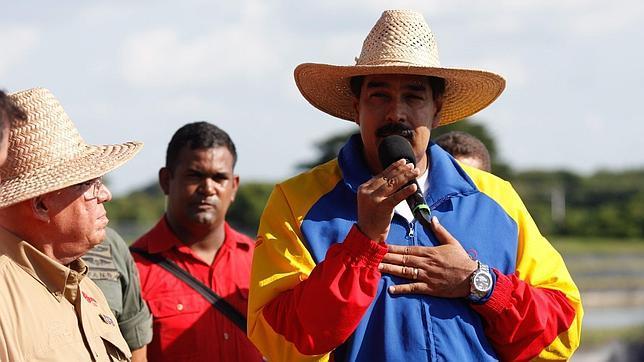Maduro ofrece asilo en Venezuela a Snowden