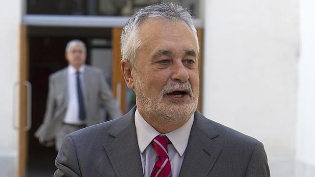 Griñán niega que tenga un sector crítico en el PSOE andaluz