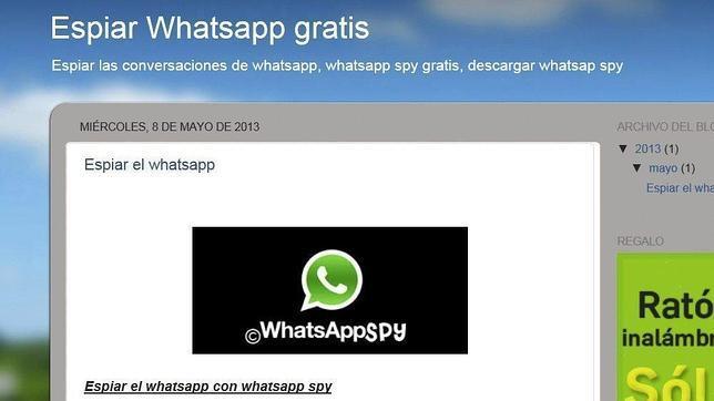 se pueden espiar las conversaciones de whatsapp