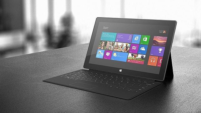 Nvidia confirma una segunda generación de tabletas Surface