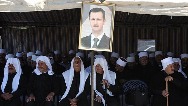 Cómo son y a quién apoyan las minorías en Siria