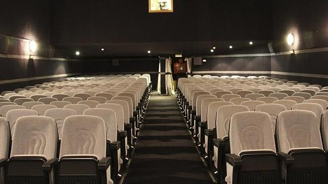 Los cines del Palacio de Hielo proyectarán películas de estreno con subtítulos para discapacitados visuales y auditivos