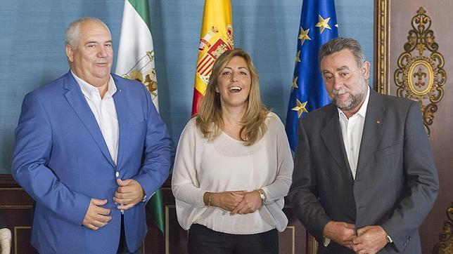 UGT Andalucía: un cargo, cuatro sueldos