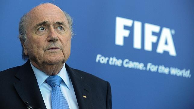 Joseph Baltter, presidente de la FIFA