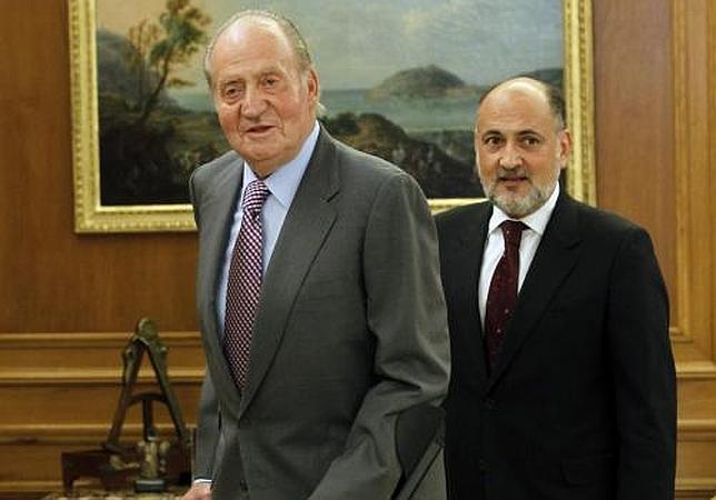 Los problemas de cadera que arrastra el Rey Juan Carlos