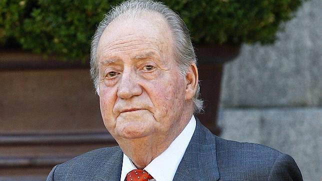 Don Juan Carlos: «Tengo unos dolores que me están matando»