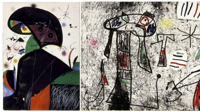 El milagro del Miró reaparecido
