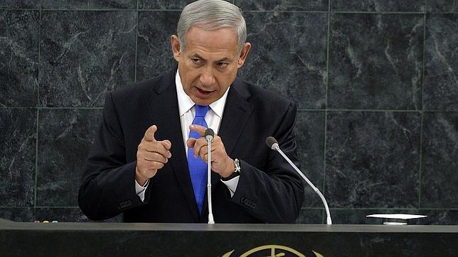 Netanyahu: «Ojalá pudiera creer las palabras de Rohaní, pero no puedo»