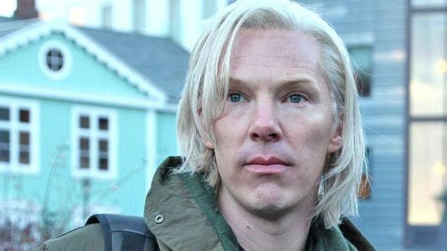 Julian Assange escribió una carta a Benedict Cumberbatch para convencerle de que no hiciera «El quinto poder»