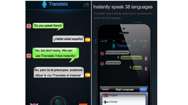 Voice Translate Instantly, la «app» perfecta para la traducción en tiempo real
