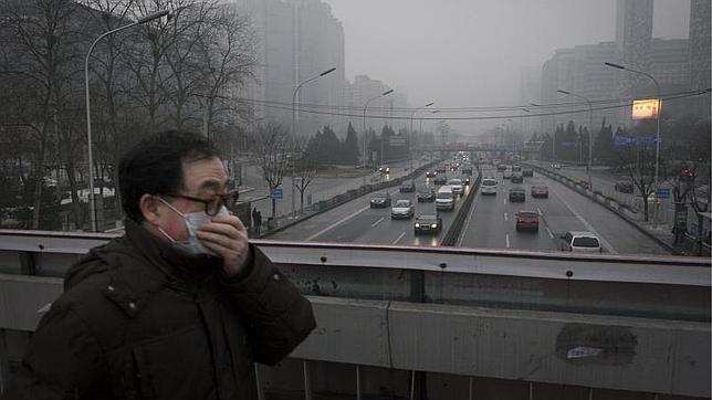 La OMS confirma: La contaminación del aire causa cáncer